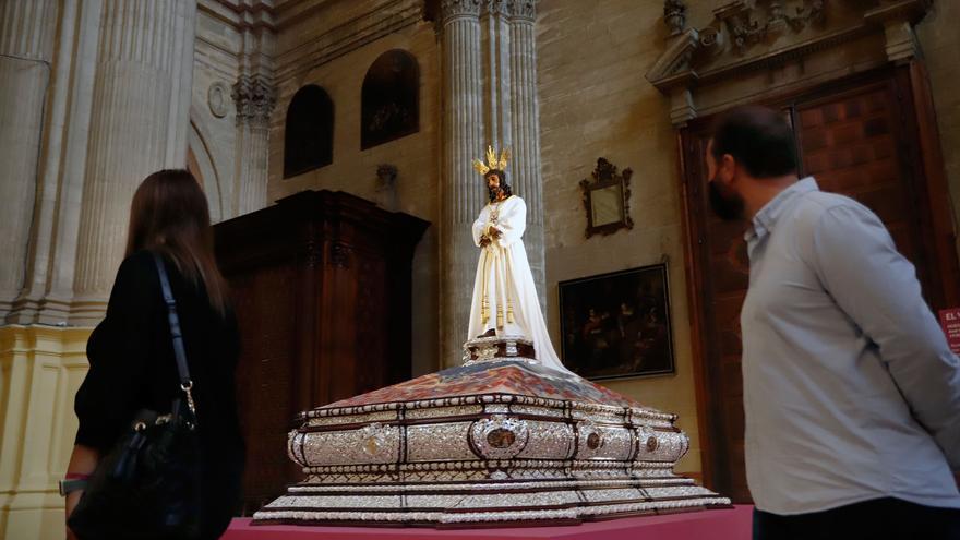 El universo devocional de Málaga concentrado en la Catedral