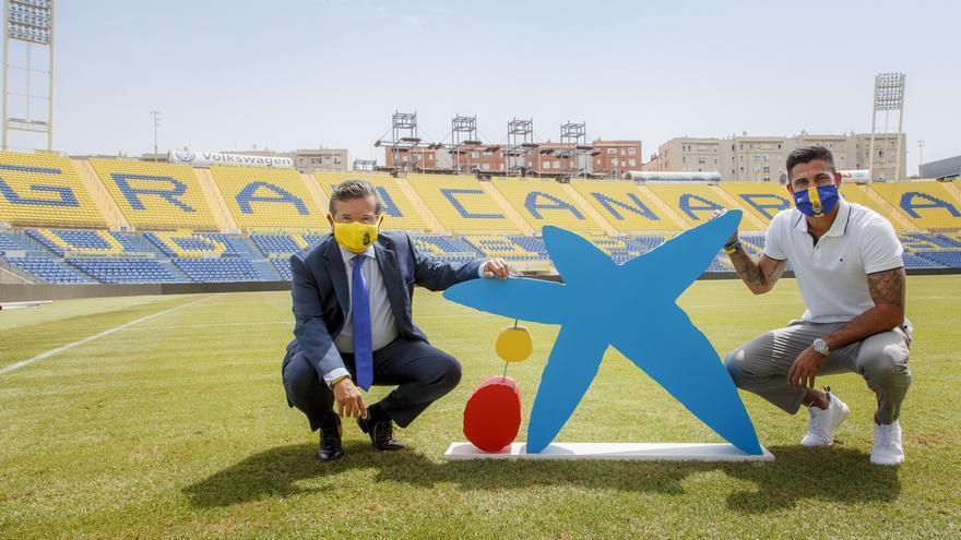 CaixaBank y la UD Las Palmas seguirán juntos otras dos temporadas