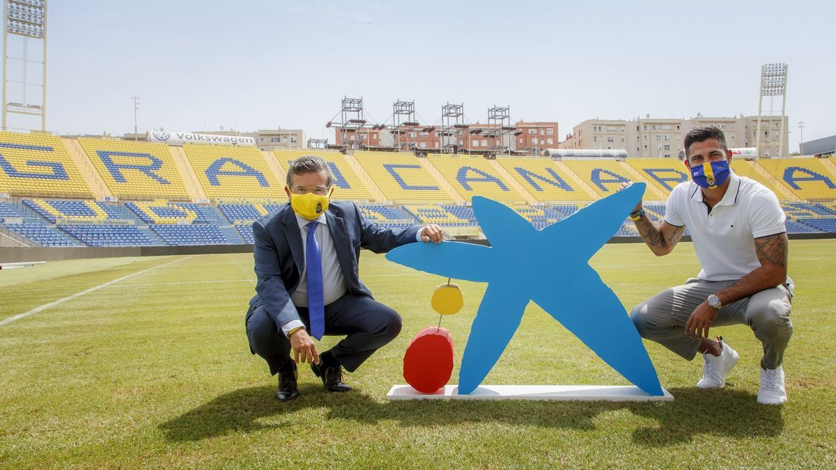 CaixaBank y UD renuevan su acuerdo de patrocinio hasta 2022