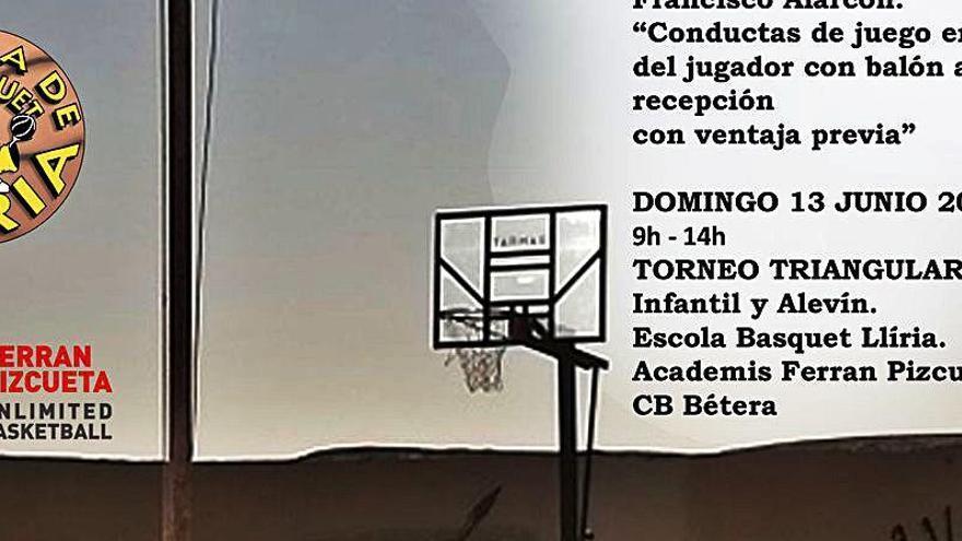 Fin de semana de baloncesto solidario en Llíria
