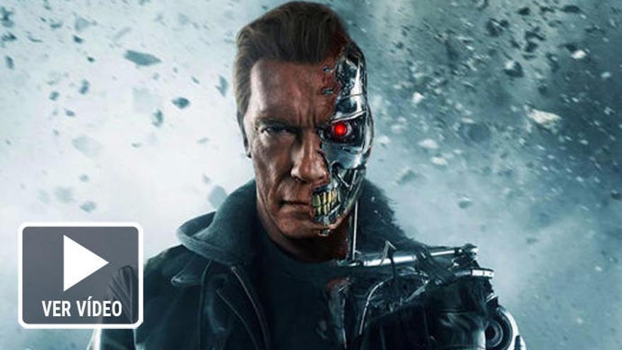 'Terminator' y 'El resplandor' vuelven a la cartelera para Halloween