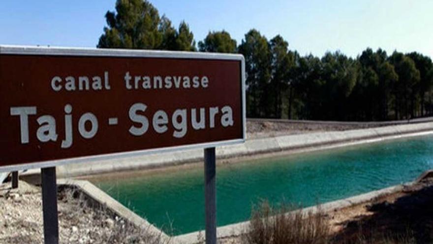 Autorizan un trasvase de 12 hm3 del Tajo al Segura para este mes
