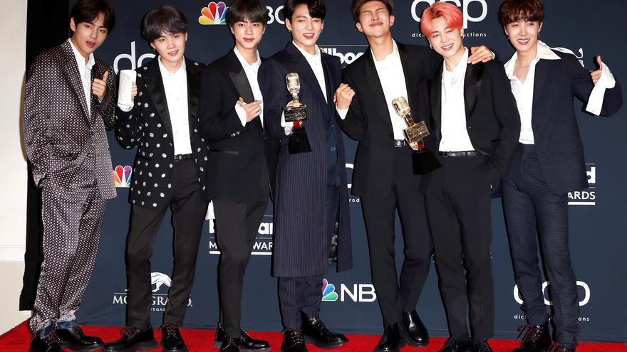 La banda BTS cancela definitivamente su gira mundial