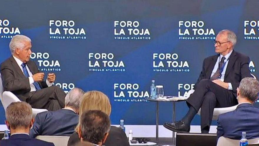 "Garamendi: ""Muchas empresas van a caer"""