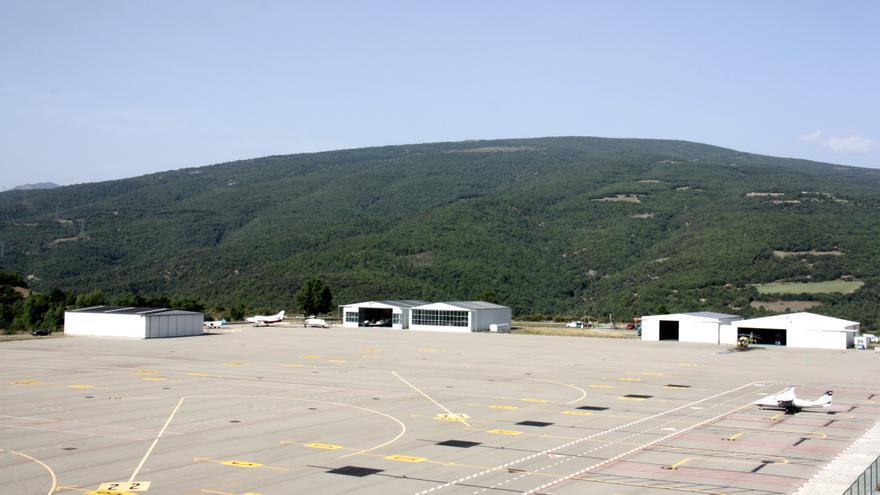 Els vols regulars des de l'aeroport de la Seu d'Urgell començaran aquest mateix hivern