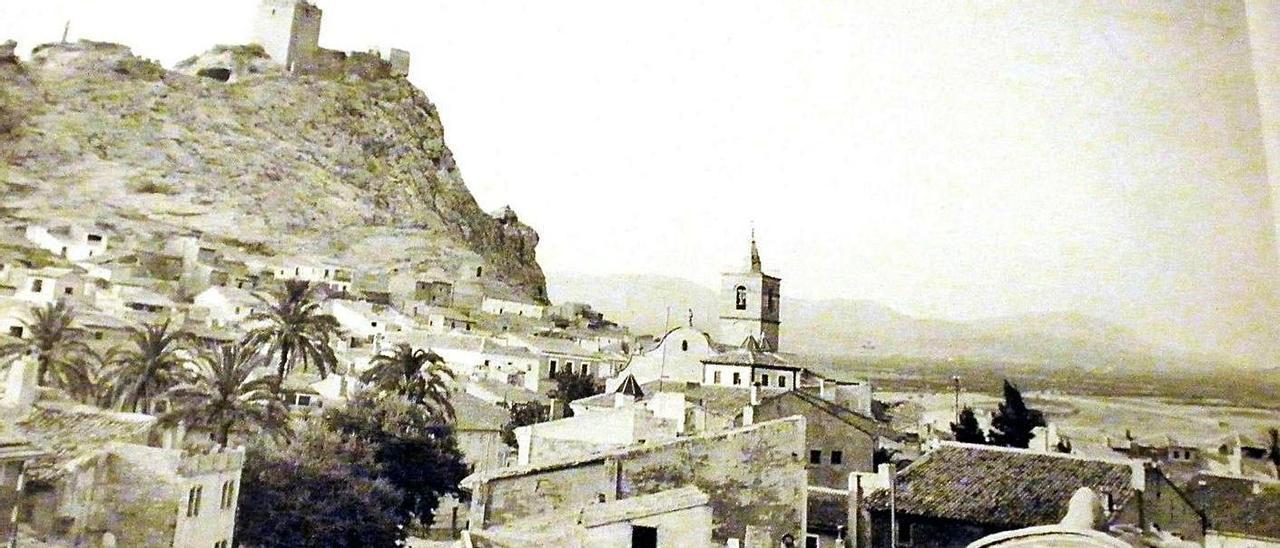 El campanario de la ermita de San Sebastián sonaba en las votaciones del siglo XIX.