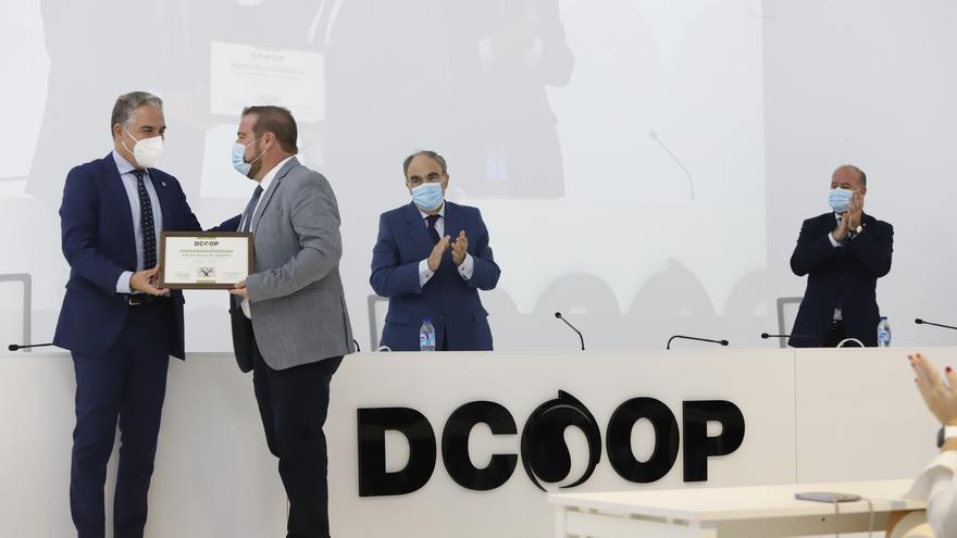 Cinco almazaras malagueñas son premiadas por la calidad de su aceite por DCOOP