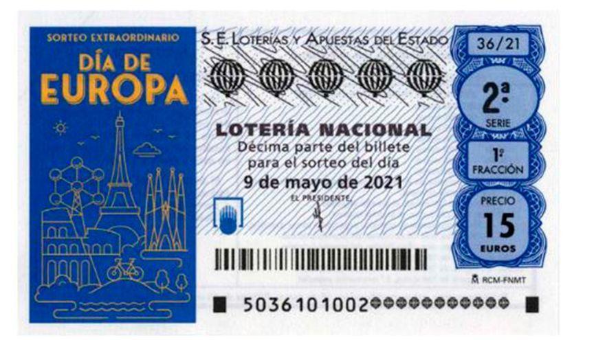 El primer premio del sorteo extraordinario de la Lotería Nacional cae en Gijón