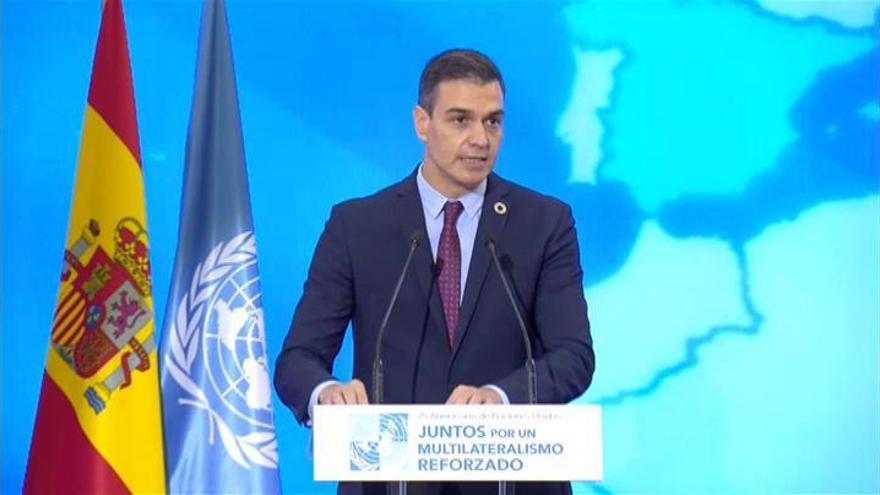 El Rey y Sánchez piden unidad para superar la pandemia