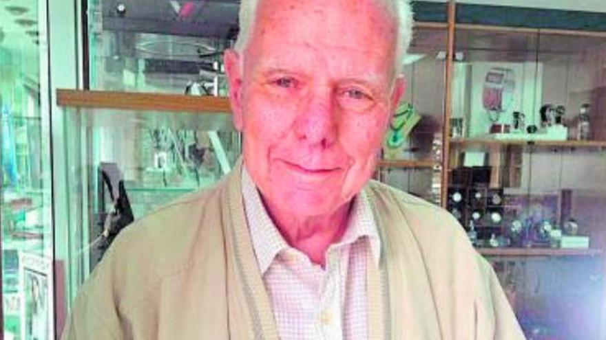 Salustiano Álamo Suárez, emprendedor relevante del Noroeste grancanario