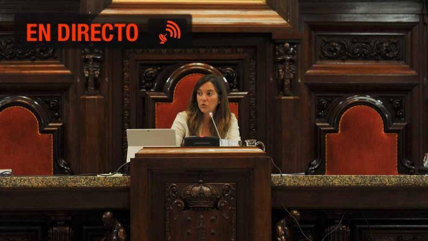 El pleno de A Coruña, en directo