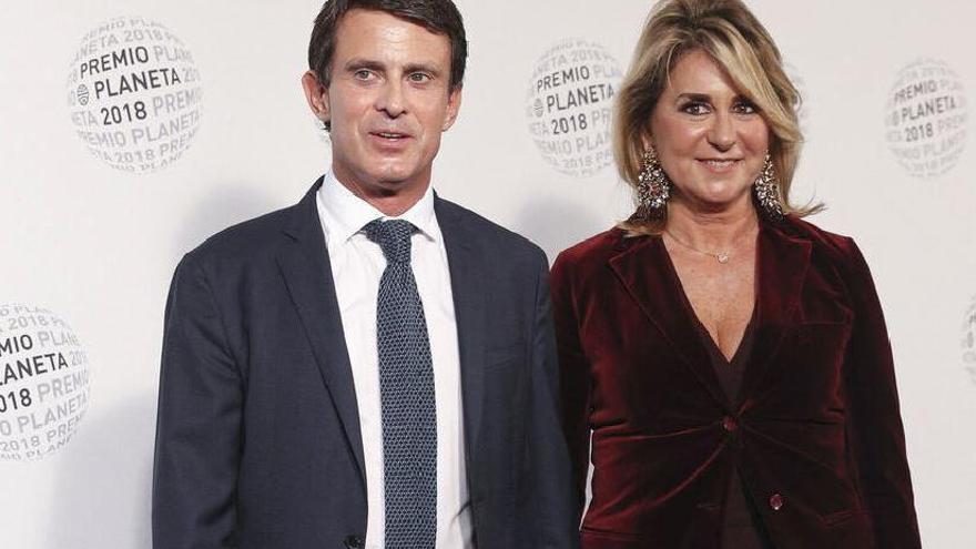 Manuel Valls i Susana Gallardo es casen en una espectacular finca a Menorca