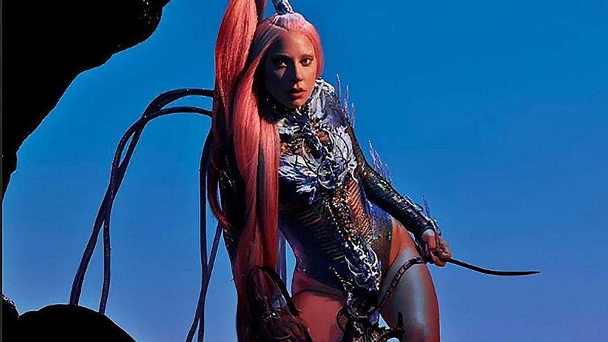 """Lady Gaga estrena el álbum """"Chromatica"""" y se reafirma como la reina del electropop"""