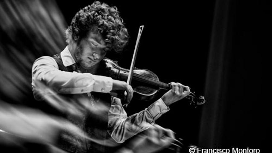Jacobo Christensen, violin