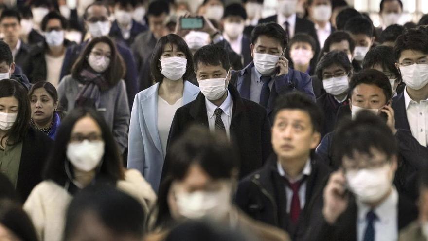 Japón también declarará el estado de alerta