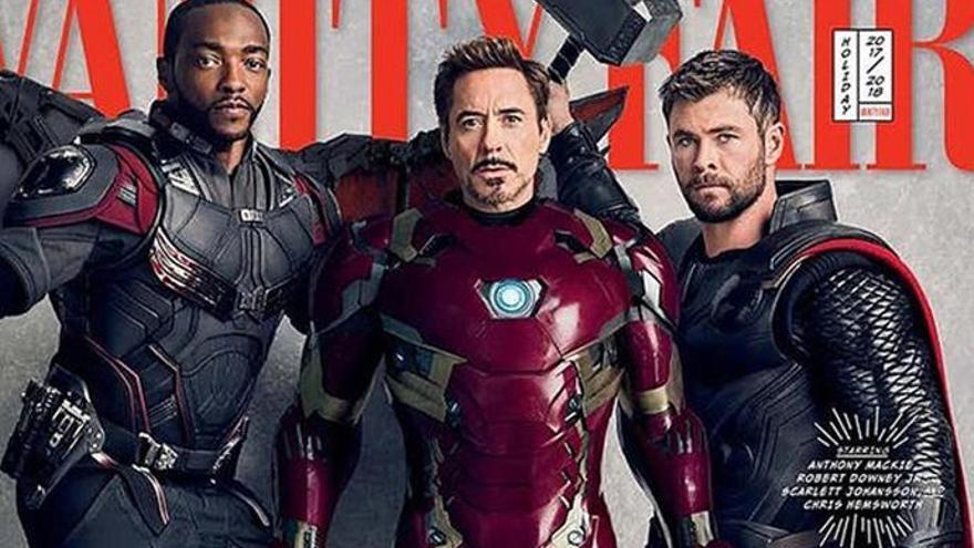 'Vengadores: Infinity War' lanza imágenes inéditas