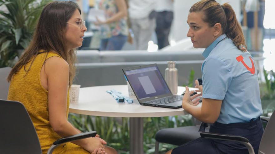 Auf Mallorca sind 28 Mitarbeiter vom Tui-Stellenabbau betroffen