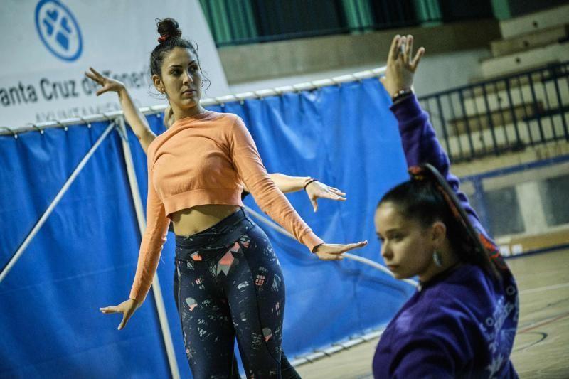 Carnaval chicharrero: ensayo de Tabajaras