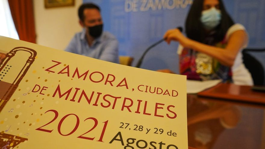 Los ministriles vuelven a marcar el ritmo de la ciudad de Zamora