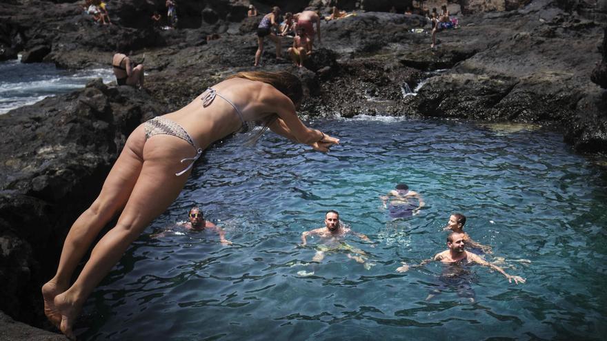 Tenerife, el paraíso de los charcos