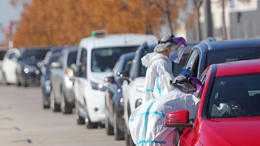 La peor semana de la segunda ola del coronavirus suma 8.879 contagios y 83 muertes en la Comunidad Valenciana