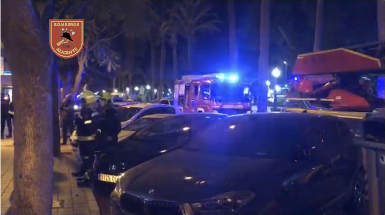 Nochevieja fogosa en Alicante