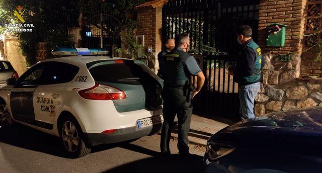 Cuatro detenidos por el secuestro de dos personas en Alicante