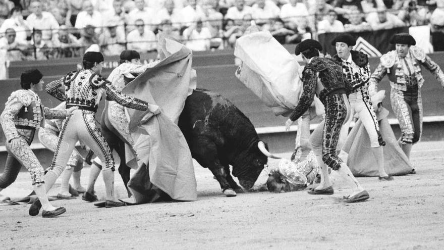 25 años sin Curro Valencia
