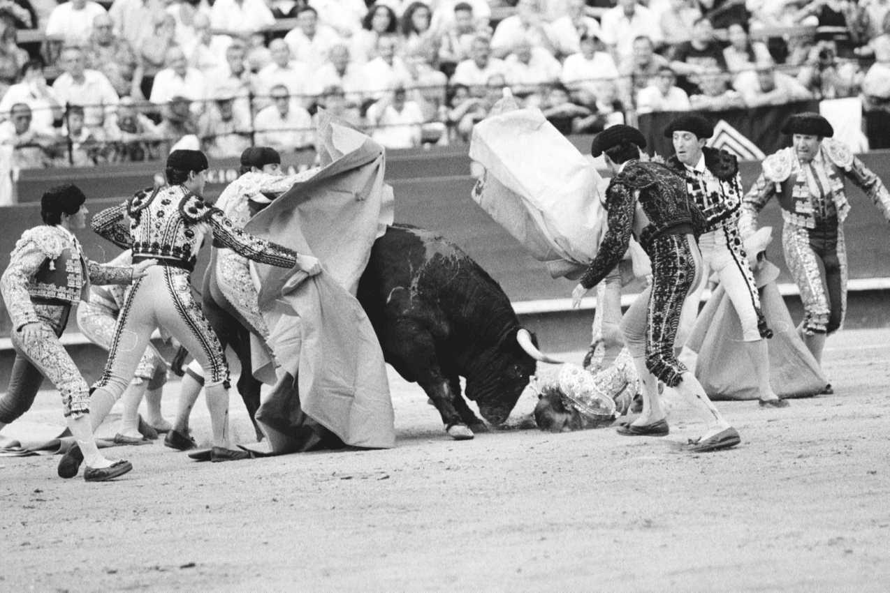 25 años sin Curro Valencia, el último torero que perdió la vida por una cornada en la plaza de toros de València