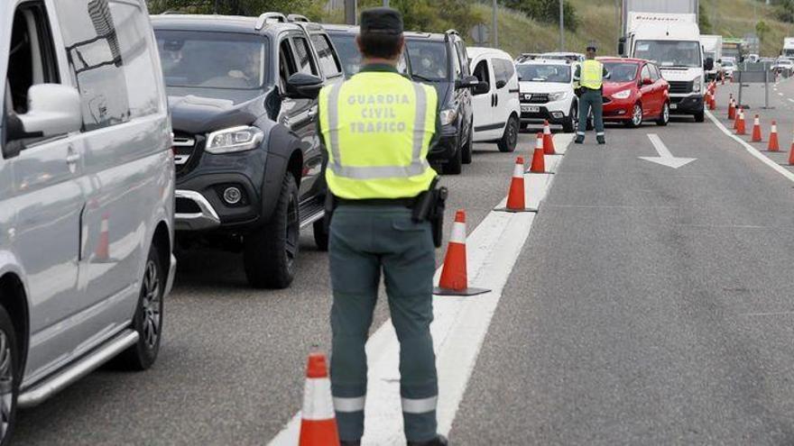 25 conductores pasan a disposición judicial en Castellón por delitos contra la seguridad vial
