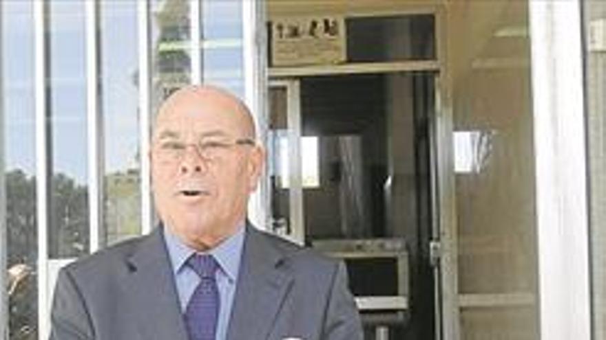 Rafael Navas y Miguel Reina rechazan ante el juez la acusación de prevaricación