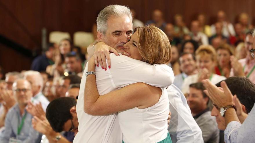 Clausura del 13º Congreso del PSOE-A