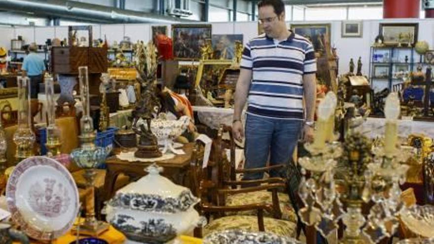 Más de 25.000 objetos con hasta cinco siglos de historia
