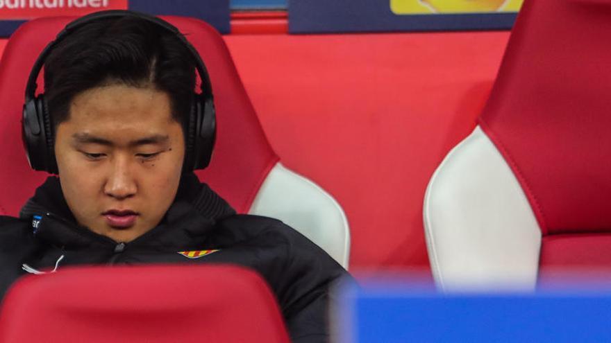 ¿Puede el Valencia fichar a Kang In?