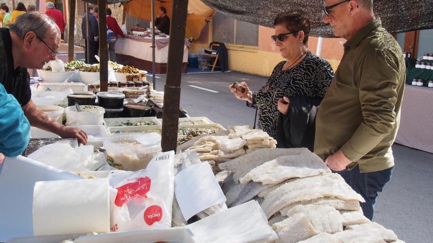 Mollet de Peralada fa de capital del bacallà i la música