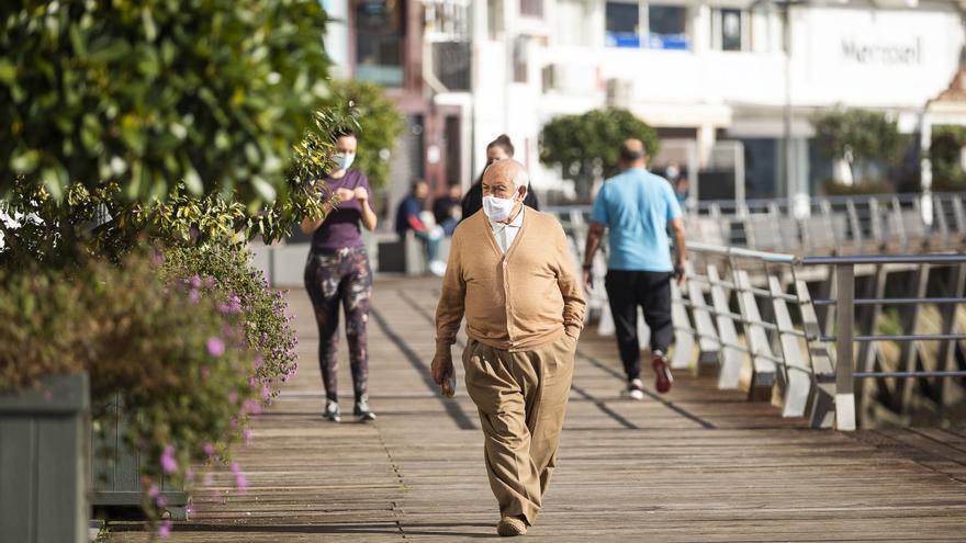 Castilla y León, tercera comunidad autónoma con mayor índice de envejecimiento de España