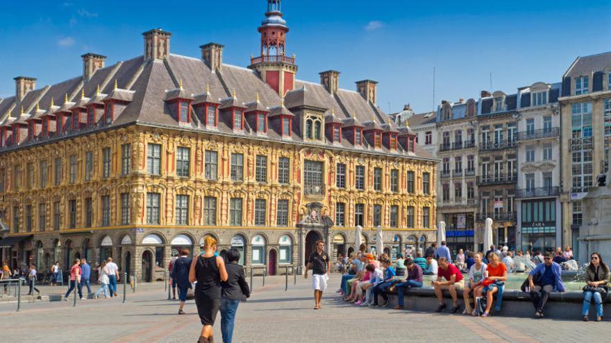 Lille, mezcla de culturas y de estilos artísticos