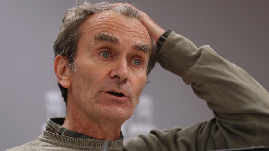 Las razones por las que Fernando Simón no respalda el confinamiento en Asturias