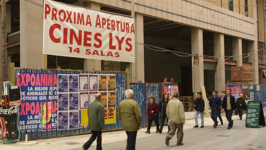 Casi dos décadas de Cines Lys en imágenes