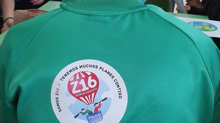 Mas de 2.000 jóvenes de Zaragoza ya tienen instalada la app de Z16, y tú, ¿a qué esperas?