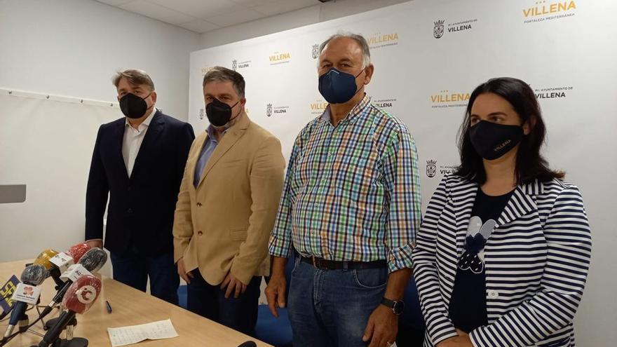 Villena suspende sus fiestas de Moros y Cristianos de septiembre
