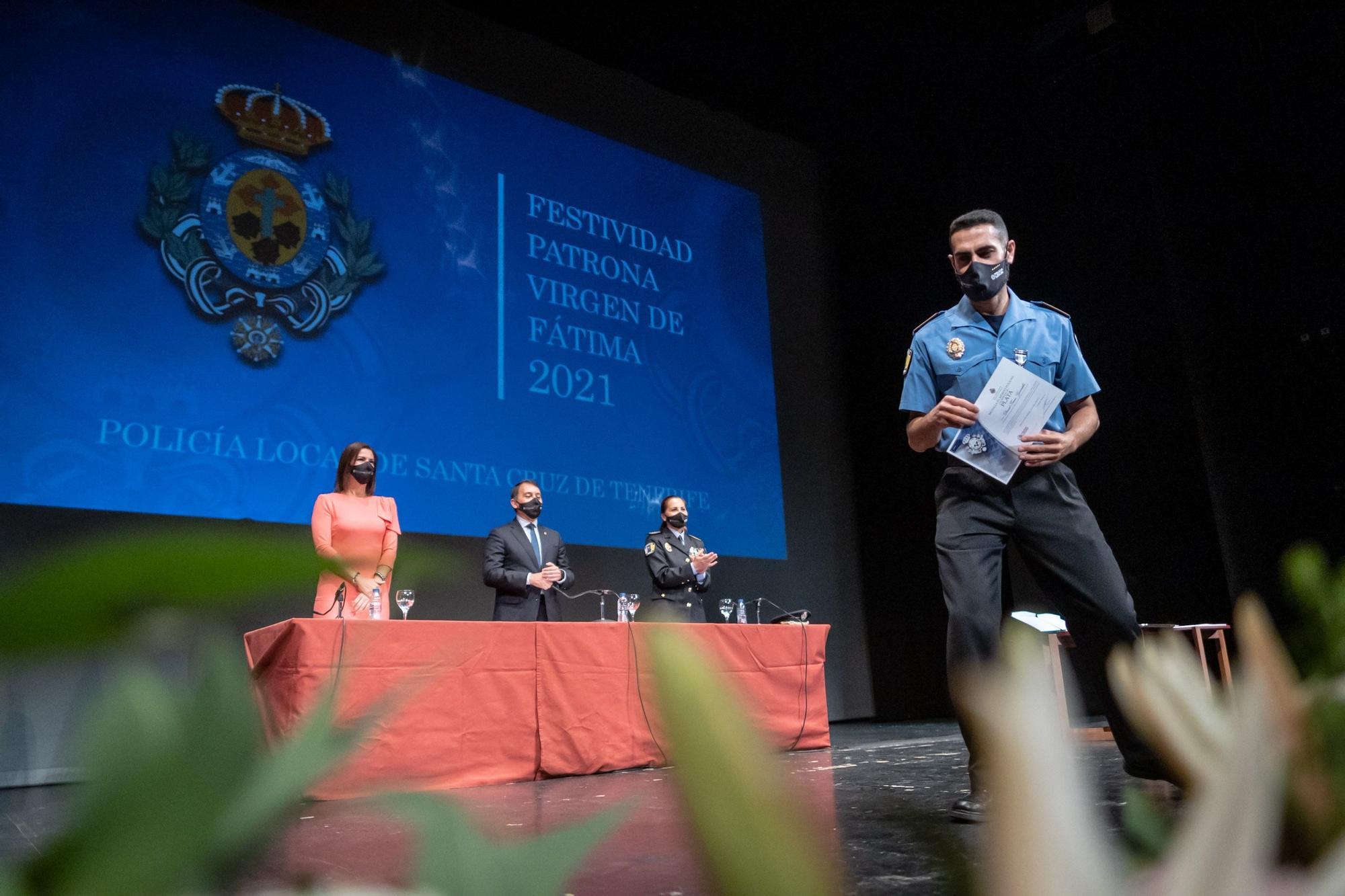 La Policía Local celebra los actos en honor de su patrona