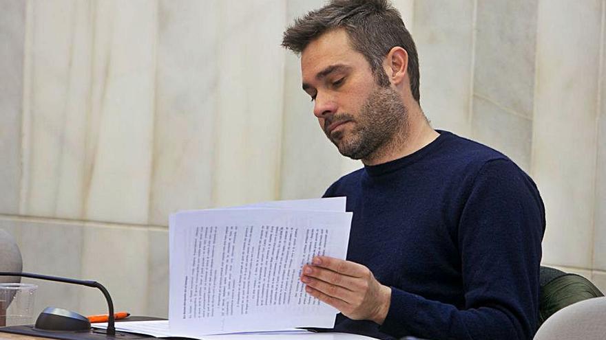 La plantilla de la Diputación se revuelve contra Fullana por hablar de prevaricación