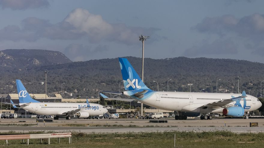 Air Europa afronta avisos de embargo de aviones