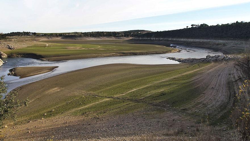 La reserva hídrica de Zamora toca mínimos, al situarse por debajo del 40%