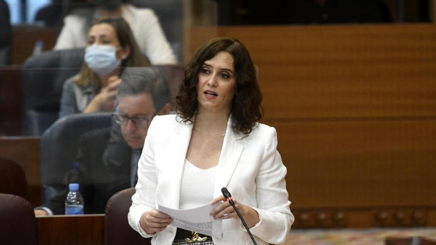 Madrid plantea más medidas para el fin de la alarma