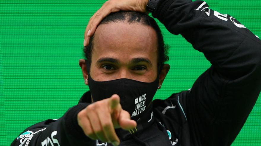 La Fórmula 1 despide en Abu Dabi otro año del reinado de Hamilton