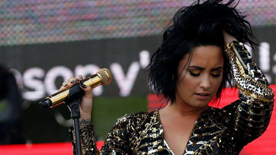 Demi Lovato ingresará en un centro de rehabilitación