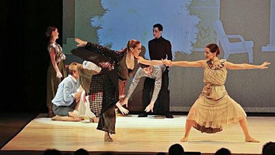 El Cascanueces, cuento en danza