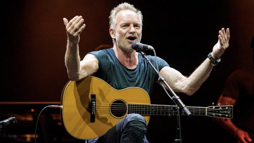 El concierto de Sting en Vigo ya tiene fecha